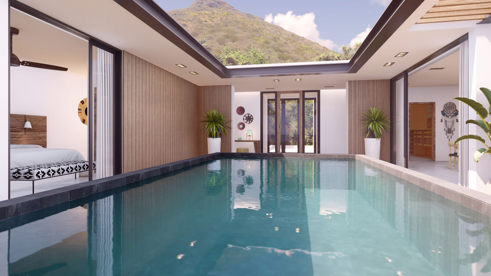 Legend Hill Penthouseview Pool To Patio
